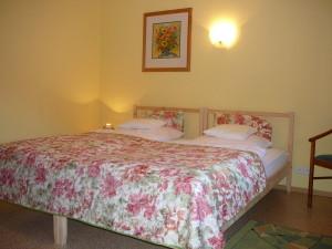 Apartament Skrzyczne - sypialnia